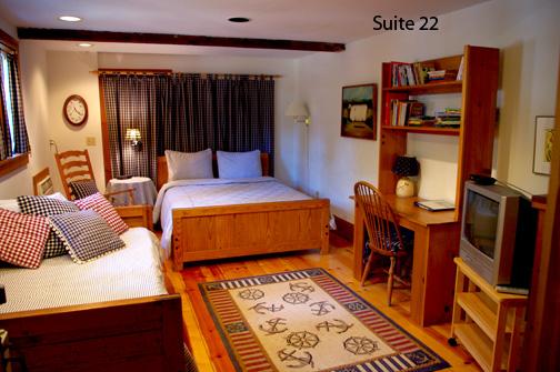 Suite 22
