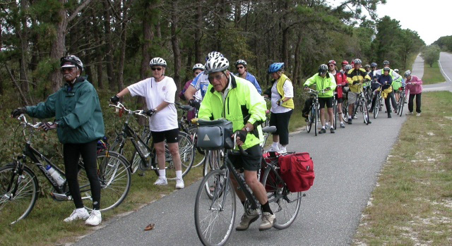 Nantucket Bike Group